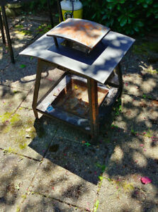 Moving Sale: Enclosed Fire Pit