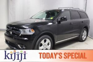2015 Dodge Durango AWD SXT Accident Free,  Bluetooth,  A/C,