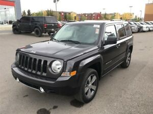 2017 Jeep Patriot HIGH ALTITUDE-4WD,LEATHER SEATS, REMOTE START