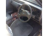CLASSIC 1990 G Ford Escort Ghia 1.6 Petrol 5 Door Hatchback 1 owner only 66k