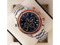 Omega seamaster new automatic 007 limited edition