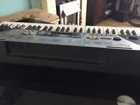 PSR-175 keyboard