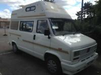 Fiat Ducato Elddis (1989) 4 birth