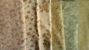 Cotton quilting fabric - high quality