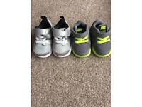 Nike trainers for baby