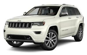 2017 Jeep Grand Cherokee OVERLAND/LEATHER/LOADED
