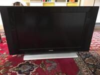 42 inches flat screen television Phillips