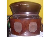 Mc Michael Valve Radio Model 135, dates 1935/6