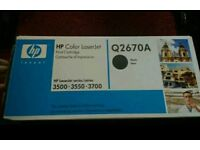 HP Colour Laserjet Cartridge