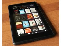KINDLE HD FIRE 8 GB - like Brand New - Used handful of times.