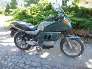 1985 K100RT - Collector Plated