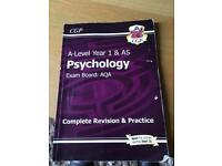 A-LEVEL PSYCHOLOGY CGP GUIDE