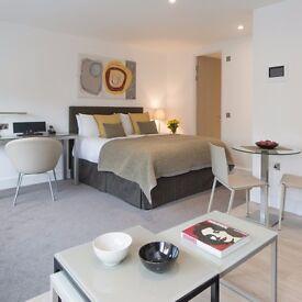 Studio Apartment Farringdon Short Lets £1036 per week all bills and WIFI