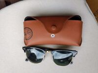 Clubmaster Ray Ban Sunglasses RB 3016