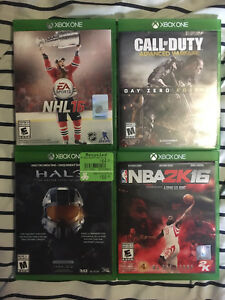 Xbox One/360 Games (Reduced Price)