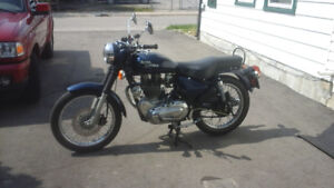 1995 royal  enfield    runs  great