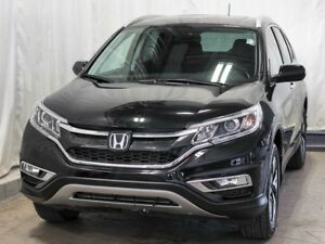 2015 Honda CR-V Touring AWD w/ Navigation, Leather, Bluetooth