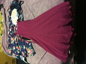Women's Dresses and Rompers various sizes