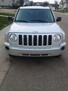 Jeep Patriot/2008 mint condition