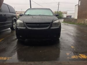 Cobalt ss supercharged 2006 stage 1.  3000$nego