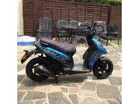 piaggio typhoon 125 moped