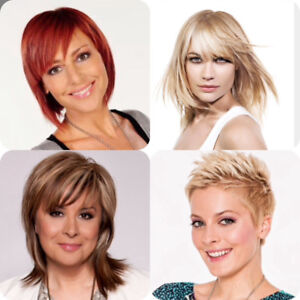 Professional hair cut for your face shape