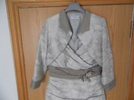 Mother Of The Bride Outfit; Size 10