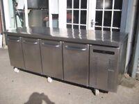 Gram K2207CSH 4 door under counter fridge.