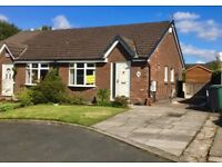 *NEWLY REFURBISHED 2-Bed Semi-Detached Bungalow for Sale*