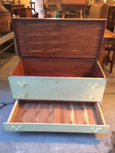 Ceder Lined Chest