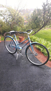 vintage 70s ccm crusier! womans single speed