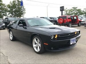 2016 Dodge Challenger R/T CLASSIC**BLIND SPOT DETECTION**HEATED
