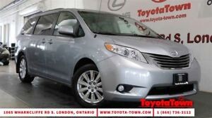 2014 Toyota Sienna AWD XLE LEATHER MOONROOF DUAL POWER SLIDING D