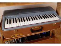 Rare 1970's Sheltone 49 Portable organ - £100 ONO