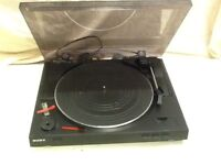 Sony PS-LX250H turntable
