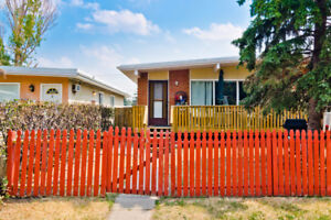 3 Bedroom Main level in Southwood