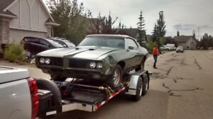 1969 Pontiac GTO Incredible find