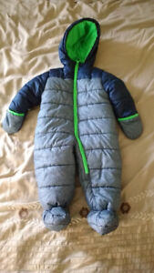 Carters-12 month snow suit