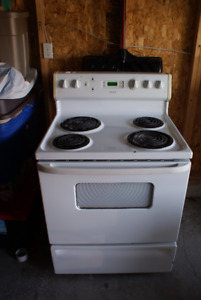 Hotpoint stove