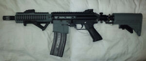 Milsig Mk3, great starter metal magfed marker with 13ci tank