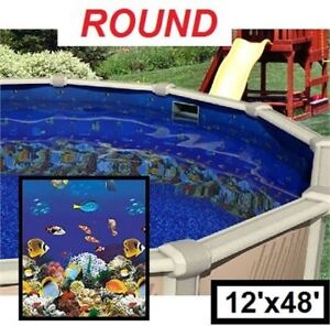 Pool Liner 12 foot round