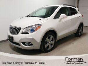 2014 Buick Encore Leather - Like new! | Htd. Leather | Back u...