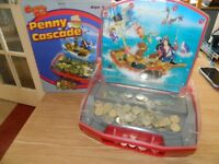 Toy Penny Cascade slot arcade game with Pirate theme for 5 +