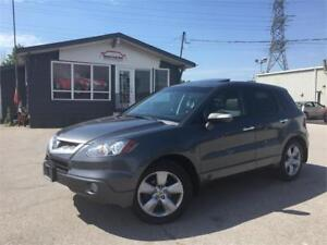 2008 Acura RDX Tech Pkg |NAVI|BACKUPCAM|ROOF|LEATHER