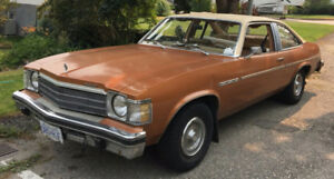 78 BUICK SKYLARK S ***REDUCED MUST SELL***