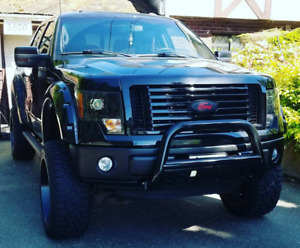 Lifted Custom 2012 Ford F-150 FX4 Apperance Package Pickup Truck