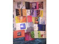 Over 100 Social Work Books