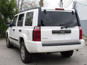 2006 Jeep Commander 5999 Obo 4.7L engine