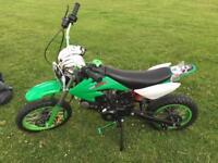 125cc Pit Bike/Dirt Bike