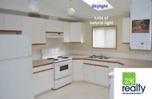 Abundance Of Natural Light In This 3Bdrm Home-Listed By 2%Realty